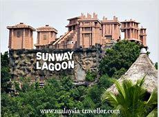Sunway Lagoon Theme Park One Of Malaysia's Top Theme Parks