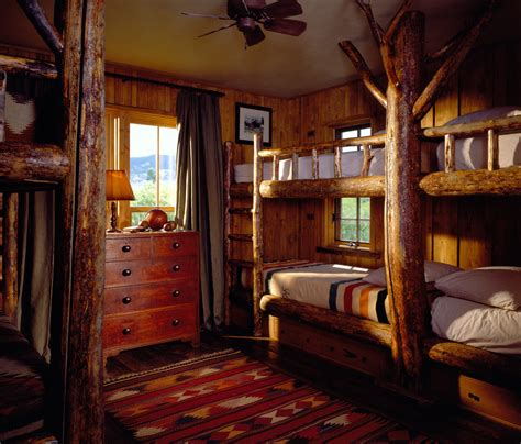 kids cabin theme bedrooms rustic magnificent miller bedding in bedroom rustic with