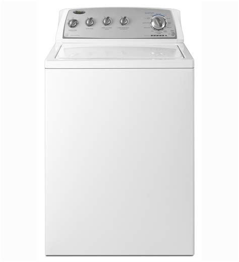 Whirlpool® 34 Cu Ft Top Load Washer With Energy Star