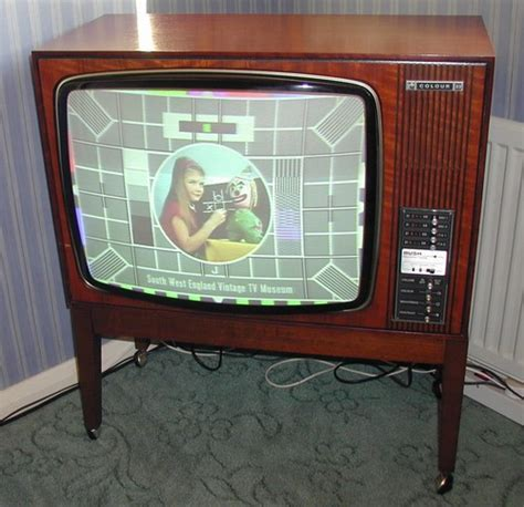 what year did the color tv come out colour tv gallery page 3