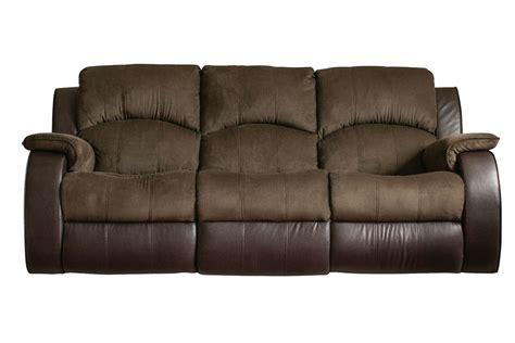 microfiber sectional recliner sofa lorenzo microfiber reclining sofa at gardner white