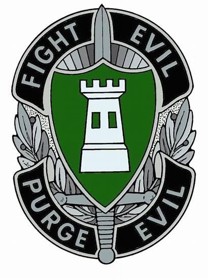 Afnorth Army Bn Battalion Crest Allied Forces