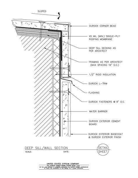USG Design Studio | Rigid Insulation - Download Details
