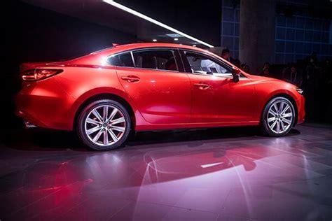 2018 Mazda 6  The Turbo Lands At Last