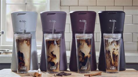 Coffee advanced brew coffee maker. Mr. Coffee Now Sells An Iced Coffee Maker in 2020 | Iced coffee maker, Cold brew iced coffee ...
