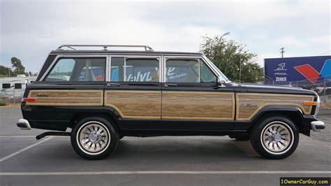 jeep grand wagoneer sj fsj interior  luxury limited suv