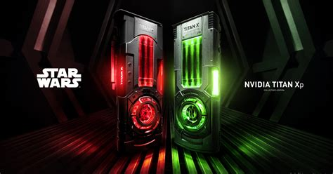 nvidia  created powerful star wars graphics cards