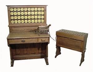 Hollerith machine   102618690   Computer History Museum