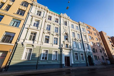 The Facade in Riga, 36a Skolas Street, is Completed ...