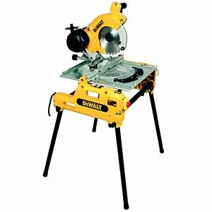 Miter Saw Table Saw Combo Mobile Workbench With Built In