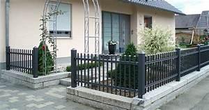 Gartenzäune Aus Metall Günstig : gartenz une von altstetter ~ Lizthompson.info Haus und Dekorationen
