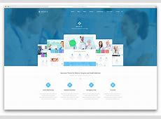 Top 24 Simple WordPress Themes For Doctors And Medical