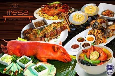 50% Off Mesa Filipino Moderne Sm Iloilo's Food & Drinks Promo