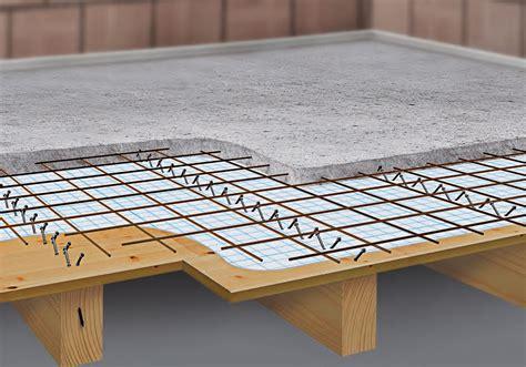 Holz Auf Beton by Holz Beton Verbund