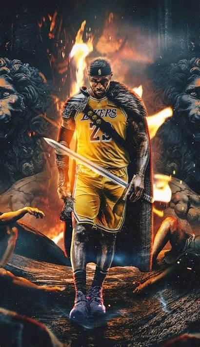 Lebron James Lakers King Wallpapers Jordan Michael