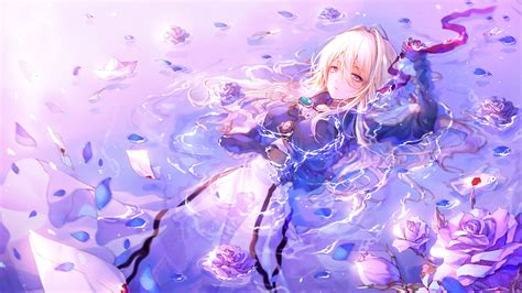 Violet Evergarden Wallpaper, HD, 4K, 8K