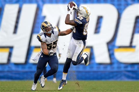 With Keenan Allen Out Chargers Should Use Ladarius Green