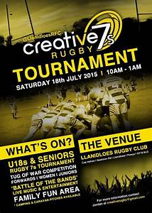 Creative Rugby 7s Tournament - EventsnWales
