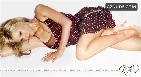 Kristen Bell Nude Aznude