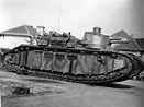 Char 2C: France's Super Heavy Tank (And Maybe the Biggest ...