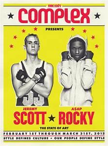Poster Xxl Designer : a ap rocky and jeremy scott explore fashion in complex cover story ~ Orissabook.com Haus und Dekorationen
