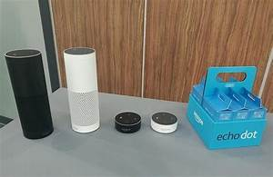 Amazon Echo voice-controlled smart speaker comes to UK and ...