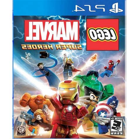 El envío gratis está sujeto al peso, precio y la distancia del envío. Lego Marvel Ps4 comprar usado no Brasil   40 Lego Marvel ...