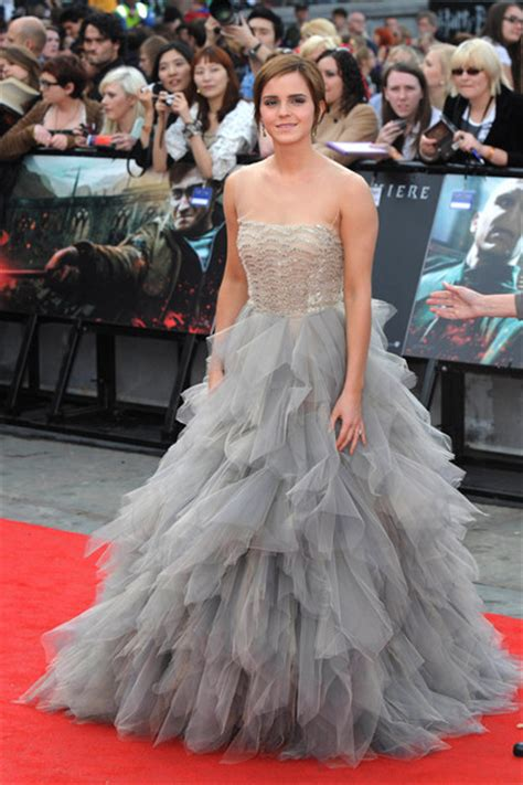 Emma Watson Photos Red Carpet Harry Potter