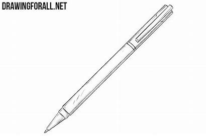 Pen Drawing Draw Pencil Sketch Drawingforall Realistic