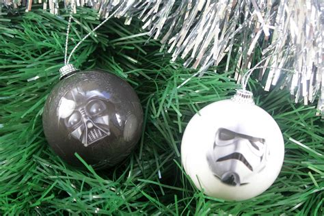 star wars christmas ornaments at the warehouse swnz