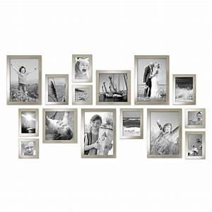 Bilderrahmen Vintage Set : silberne bilderrahmen hausdesign 15er set bilderrahmen modern silber massivholz 10 15 bis 20 30 ~ Buech-reservation.com Haus und Dekorationen