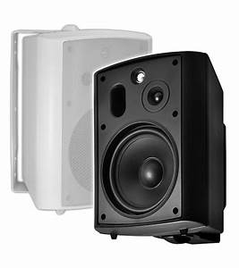patio speaker pair osd audio ap640 yard illumination With outdoor lighting system with built in speakers for decks and patios