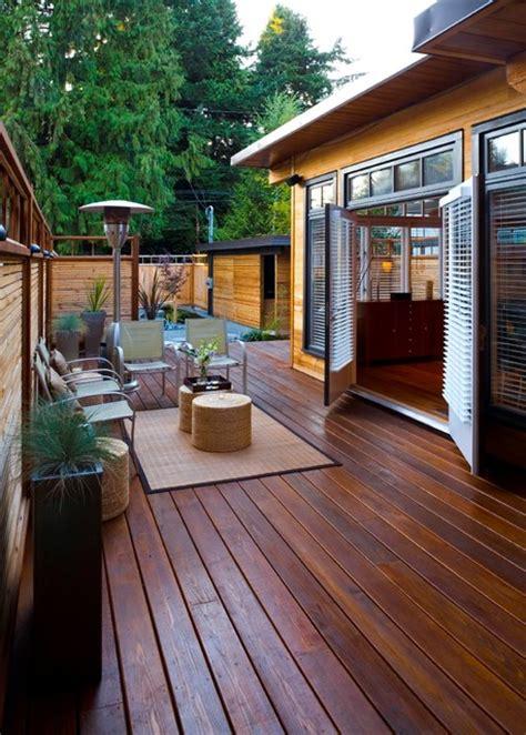 west coast zen asian deck vancouver  cci renovations