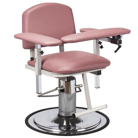 height adjustable blood draw chairs hydraulic blood draw