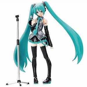 Vocaloid Miku Hatsune Figma Action Figure - Max Factory ...