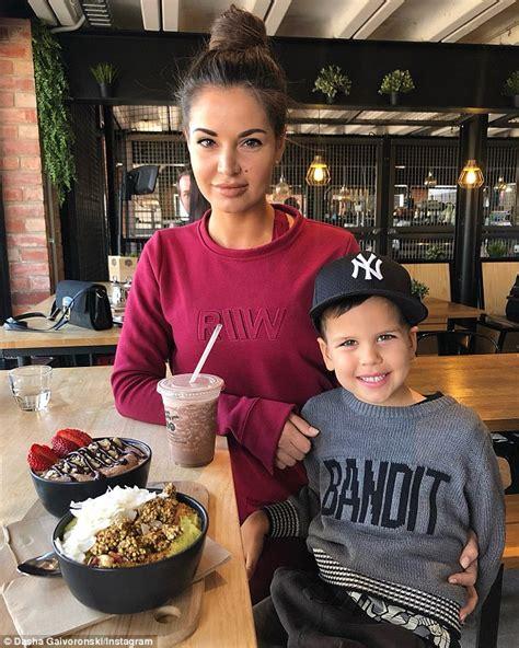 The Bachelor's Dasha Gaivoronski is single mother to five