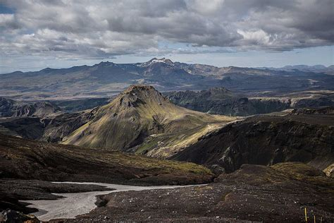 Fimmvorduhals Volcano Hike From Skogar Guide To Iceland