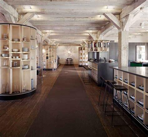 noma lab copenhagen restaurant  architect