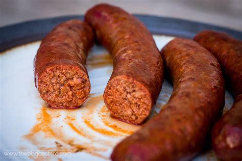 chorizo sausage how to make chorizo sausages