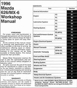 Mazda 626 Gd