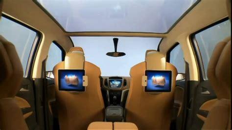 Opel Zafira Interior by Opel Zafira Tourer Concept Interior Geneva 2011