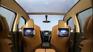 Opel Zafira Tourer Concept Interior - Geneva 2011