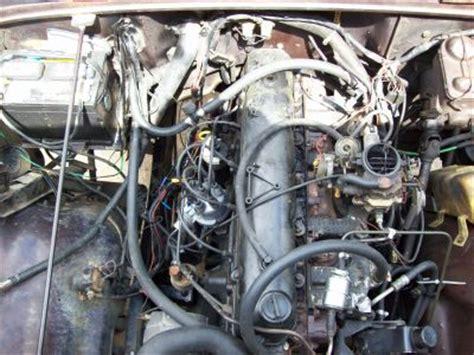Jeep Cj7 Carburetor Diagram by 1985 Jeep Cj7 Stalls When Engine Performance Problem