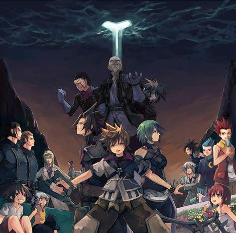 Master Xehanort Kingdom Hearts Birth By Sleep