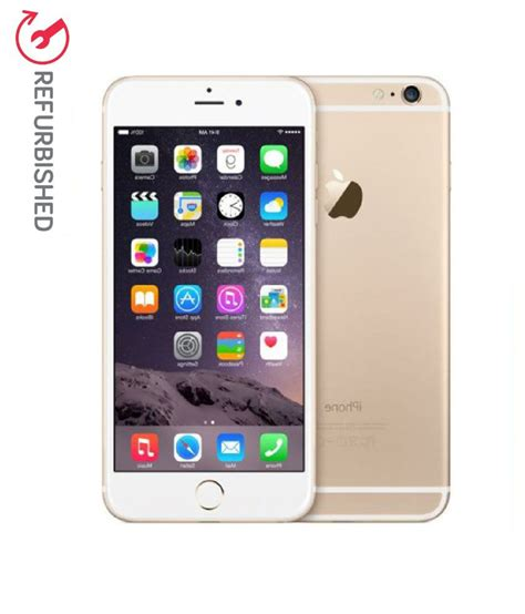 price of iphone 6s refurbished apple 6s plus 16 gb gold available at snapdeal