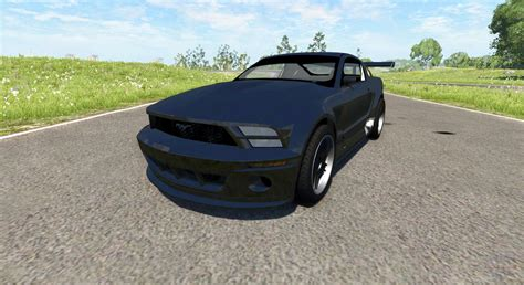 ford mustang gt  concept  beamng drive