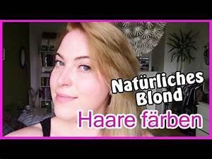 Ansatz Färben Blond : haare f rben und ansatz nachf rben nat rliches blond youtube ~ Frokenaadalensverden.com Haus und Dekorationen