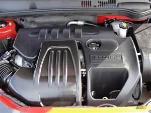 2009 Chevrolet Cobalt Ls Coupe 2 2 Liter Dohc 16