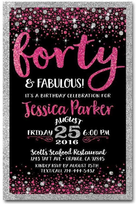 birthday invitation wording bagvania