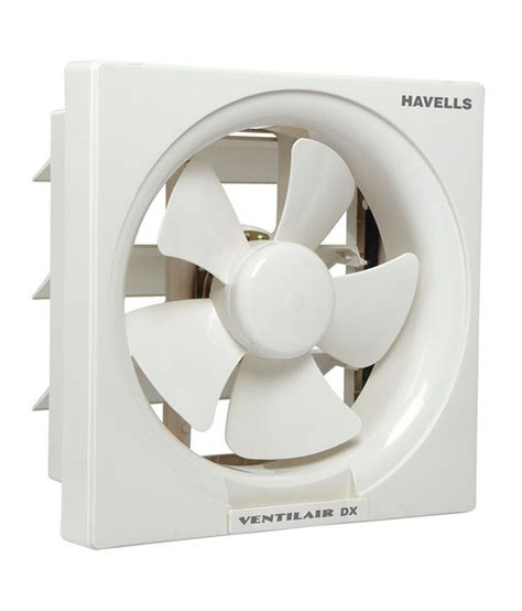 exhaust fan louvers price list havells 6 ventilairdx 150mm exhaust fan off white price in